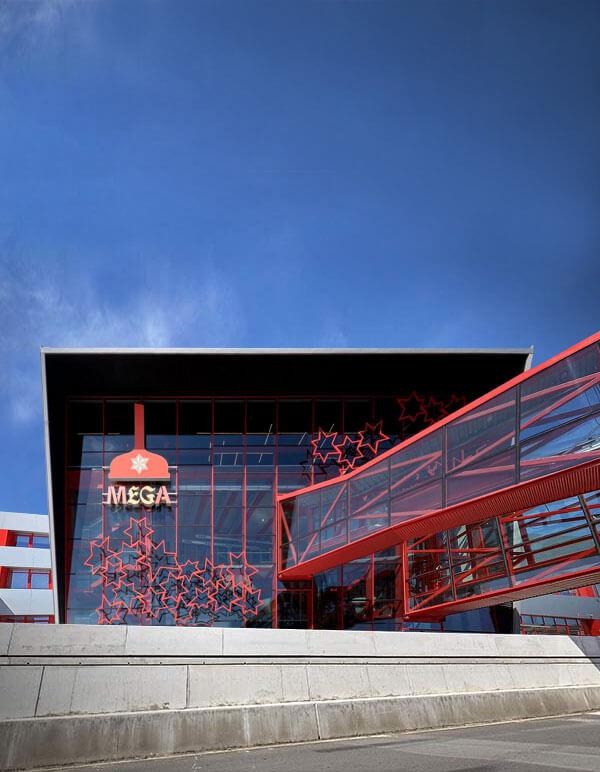 museo de cerveza estrella galicia - MEGA