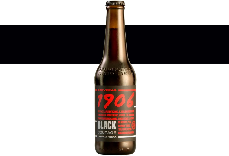 Maridaje 1906 Black Coupage