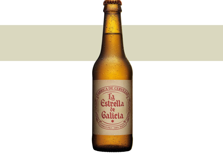 Maridaje La Estrella de Galicia