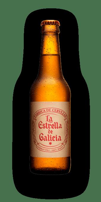Maridaje conservas La Estrella de Galicia