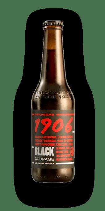 Maridaje conservas 1906 Black Coupage