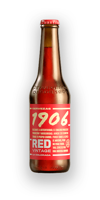 Maridaje conservas 1906 Red Vintage
